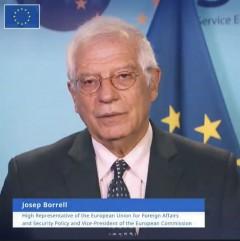 欧盟高级官员:支持联合国 呼吁多边主义