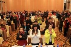 黑龙江省科学健身志愿者培训班在加格达奇举办