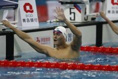 游泳冠军赛孙杨800自轻松折桂 收获赛会第三金
