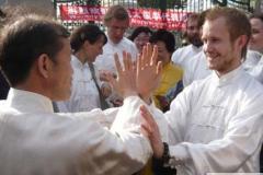 中国太极拳在挪威方兴未艾