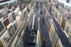 庆祝建军90周年全国美展在京开幕