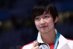 首次世界大赛拿下2银1铜 中国这天才少女可还行