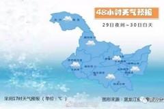 今起连续两天我省降水、降温→阵风7级以上,最低气温降至5℃