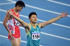 """短跑""""双冠王""""谢震业:用谦卑的心态迎接未来更多的挑战"""