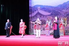 【喜迎十九大·文脉颂中华】随州:活态形式保护花鼓戏 开设兴趣班传承技艺