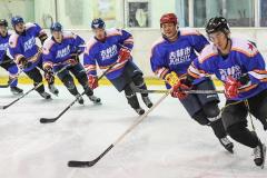 俄超冰球联赛吉林城投队逆转俄罗斯雪豹队,迎来七连胜