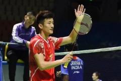 谌龙因伤退出羽联超级系列赛总决赛,男单仅剩小将石宇奇一人应战