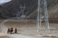 20余个边海防部队电网建设已竣工通电
