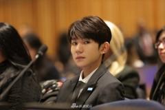 王源出席纽约联合国青年论坛 中国青年传输正能量
