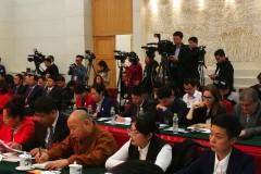 快讯|黑龙江代表团全体会议向媒体开放