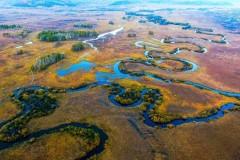每日一景 黑龙江大兴安岭:嫩江源南瓮河湿地