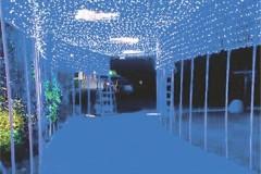 小长假到天池丁香公园赏水幕灯光秀