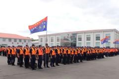 黑龙江森林消防总队以临战状态备战防汛救灾