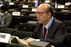 中方代表观点相近国家在人权理事会发言
