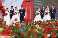 英媒报道:国庆婚礼扎堆显示中国抗疫成果