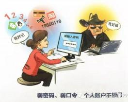 小喇叭防诈骗手册:网络安全小常识学起来!