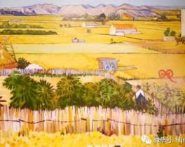 小喇叭:来958艺术馆用画笔描绘春天