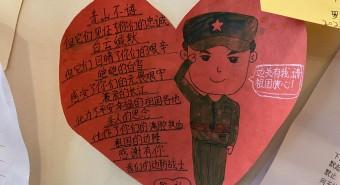 悼念戍边烈士王焯冉:全国各地近五万人自发献花祭英烈,奶奶仍在等孙子回家