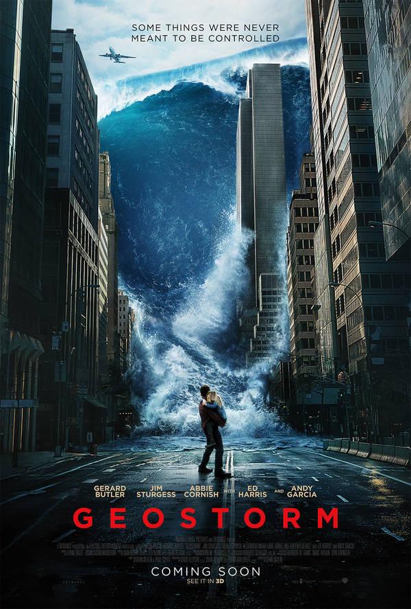 [摘要]由华纳兄弟影片公司出品的灾难科幻动作电影《全球