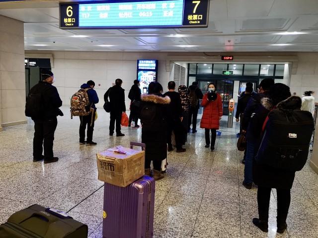 哈铁12日起恢复57个车站客运业务