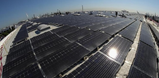 洛杉矶宣布建成大功率太阳能屋顶