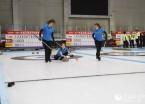 全国冰壶冠军赛4月20日拉开帷幕 选手齐聚冰城展现冰壶独特魅力