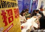 哈尔滨市举办民营企业招聘周 百余家企业招贤纳士