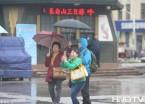 冰城哈尔滨开启降雨模式