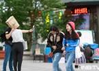 刮风下雨又降温 哈尔滨一瞬从夏迈进秋
