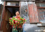 哈尔滨:端午节前纸葫芦塑料葫芦走俏 每天销售万只