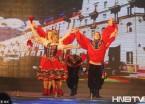哈尔滨国际舞蹈节开幕 多种风情汇聚中央大街(组图)
