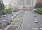 哈尔滨:埃德蒙顿路管线施工工程已接近尾声(组图)