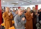 哈尔滨佛学院开学迎新僧