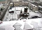 哈尔滨迎降雪天气 整座城市银装素裹(组图)