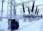 黑龙江黑河:供电公司开展严寒天气配电线路特巡保供电