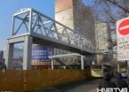 哈尔滨建立体交叉人行过街天桥 助力哈站北广场旅客分流