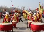 """哈尔滨举行第七届太阳岛春龙节 """"万人祈福""""醒春龙(组图)"""