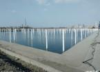 哈尔滨人工湖内打造游艇码头(组图)