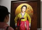 """""""纯·净""""朝鲜油画展在哈尔滨开展(组图)"""