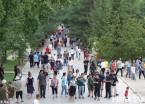 黑河市旅游景点夏季迎来旅游高峰期(组图)