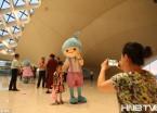 哈夏音乐会哈尔滨大剧院拉开帷幕 异型双曲面设计吸睛(组图)