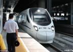 中国最北高寒高铁三年运送旅客超4000万人次(组图)