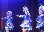 哈尔滨举办魅力外滩国际艺术节  吸引近万市民到场观看(组图)