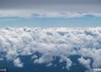 航拍:飞行中感受云天之美(组图)