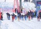 黑龙江省越野滑雪锦标赛在黑河开赛(组图)