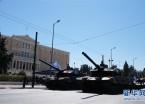 希腊举行阅兵 庆祝独立日