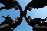 黑河警方成立全省首支女子维稳处突机动队