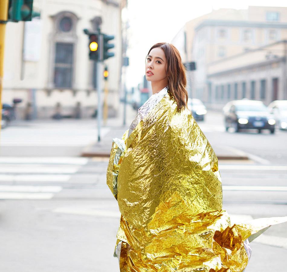 蔡依林米兰五大造型美出新高度