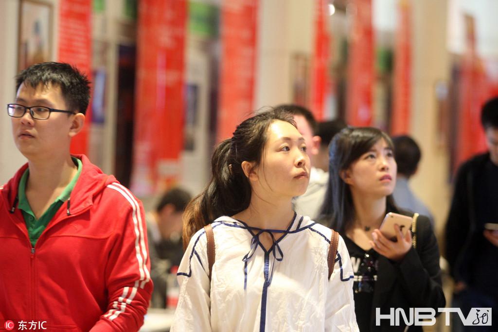 哈尔滨举办春季人才招聘会助大学生就业