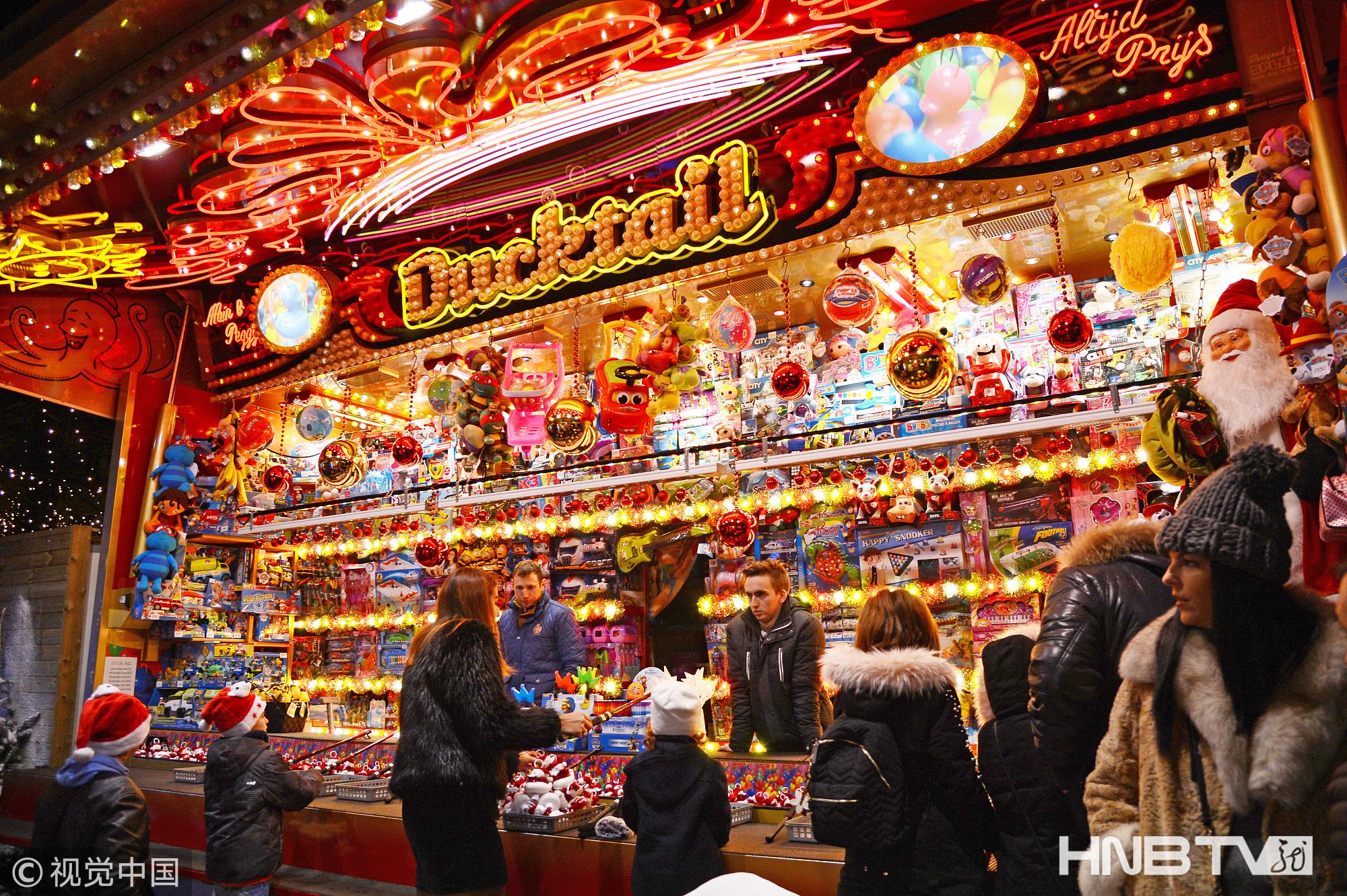12月开启缤纷圣诞季 玩转全球最地道的圣诞市集
